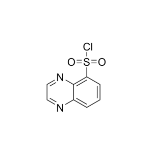 5-Quinoxalinesulfonyl chloride
