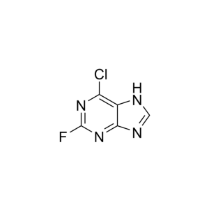 6-Chloro-2-fluoropurine