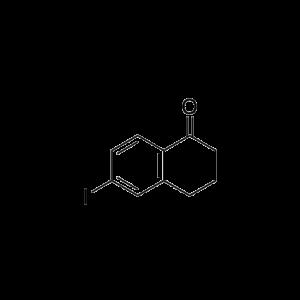 6-iodo-1-tetralone