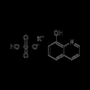 8-Hydroxyquinoline potassium sulfate