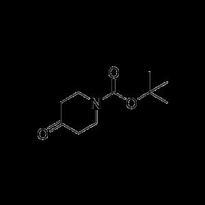 N-tert-Butoxycarbonyl-4-piperidone