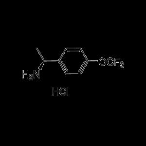 (S)-1-[4-(Trifluoromethoxy)-phenyl]-ethanamine hydrochloride