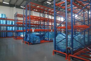 Warehousing at Kingchem's Fuxin Plant