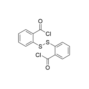 2,2′-disulfanediyldibenzoyl chloride