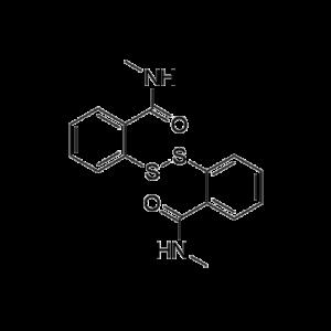 2,2′-Disulfanediylbis(N-methylbenzamide)
