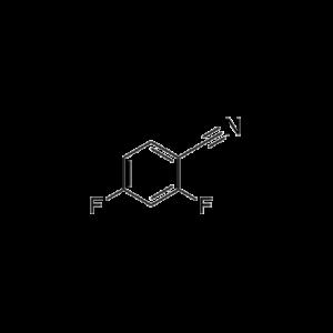 2,4-Difluorobenzonitrile