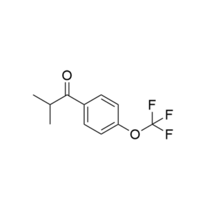 2-Methyl-1[4-(trifluoromethoxy)phenyl] propan-1-one
