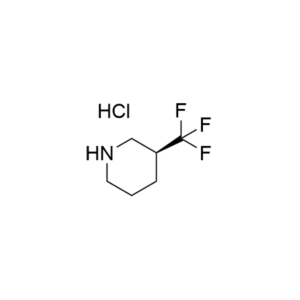 (S)-3-(Trifluoromethyl)piperidine HCl